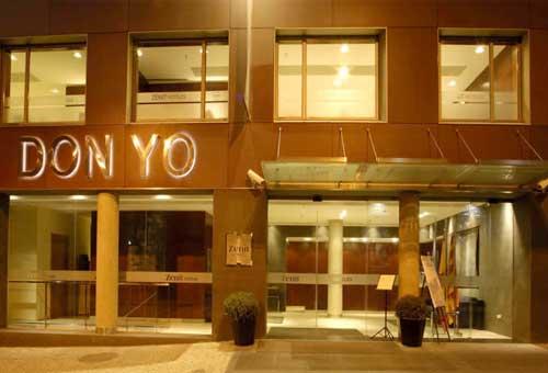 Hotel Zenit Don Yo Zaragoza