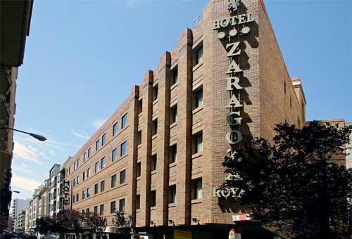 Hotel Royal Zaragoza
